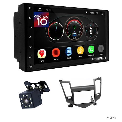 """7"""" DSP Car Radio+Fascia Kit Compatible with Chevrolet Cruze 09-12"""