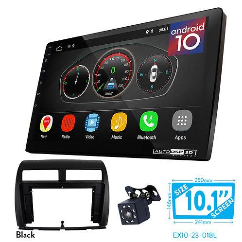 "10"" DSP Car Radio+Fascia Kit Compatible with PERODUA MyVi (II)2015+"