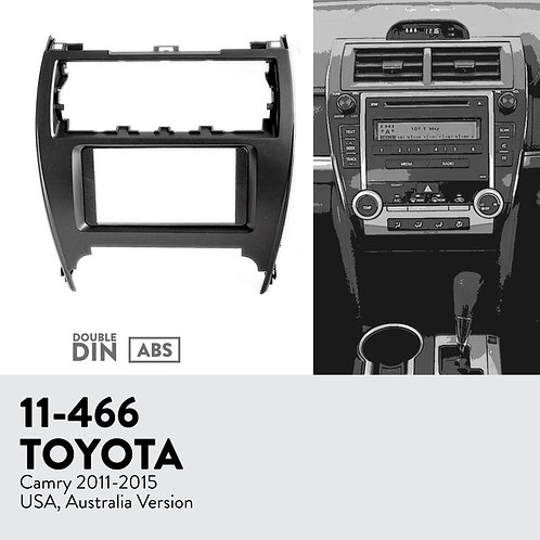 11-466 Compatible with TOYOTA Camry 2011-2015