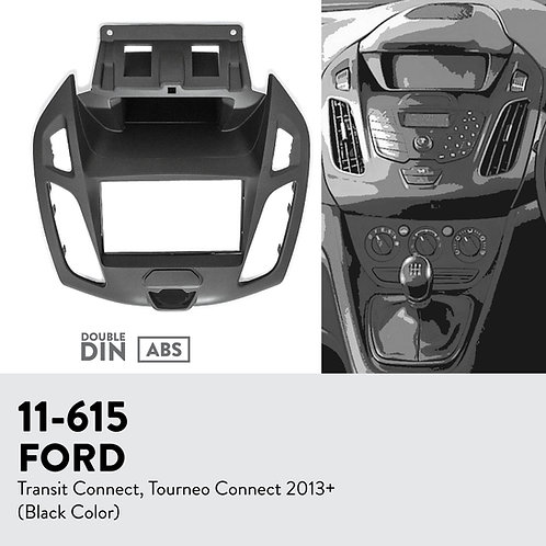 11-615 Compatible with Ford Transit Connect, Tourneo Connect 2013+
