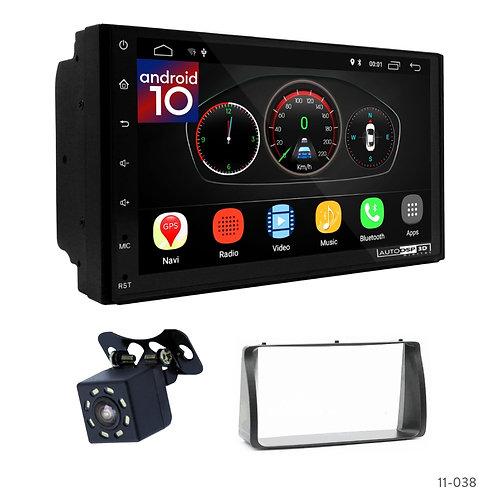 "7"" DSP Car Radio+Fascia Kit Compatible with Toyota Corolla 2001-2006"