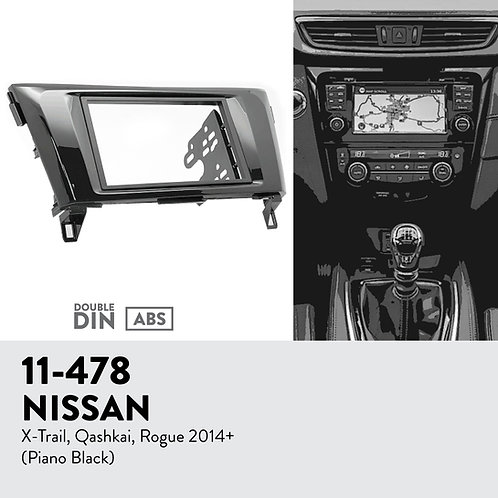 11-478 Compatible with NISSAN X-Trail, Qashkai, Rogue 2014+
