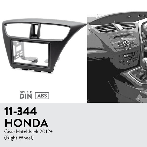 11-344 Compatible with HONDA Civic 2012+