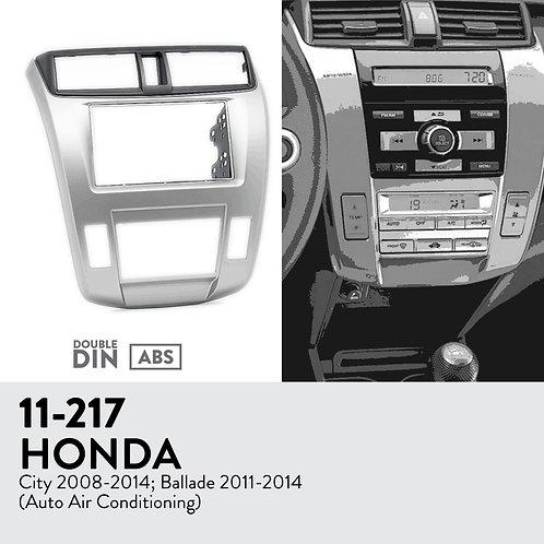 11-217 Compatible with HONDA City 2008-2014; Ballade 2011-2014