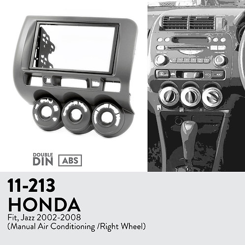11-213 Compatible with HONDA Fit, Jazz 2002-2008