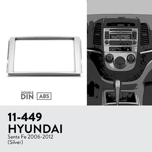 11-449 Compatible with HYUNDAI Santa Fe 2006-2012