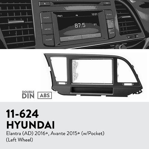 11-624 Compatible with HYUNDAI Elantra (AD) 2016+, Avante 2015+