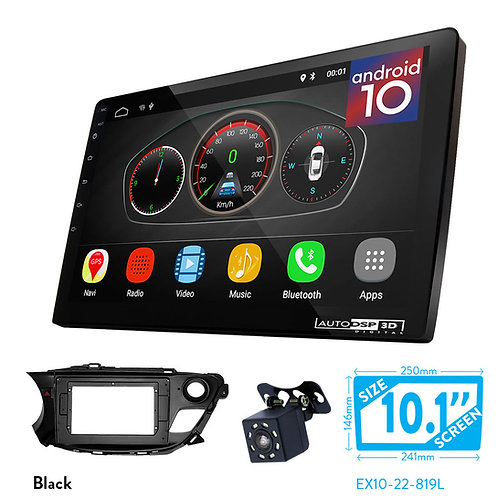 """10"""" DSP Car Radio+Fascia Kit Compatible with BUICK Envision 2014-2018"""