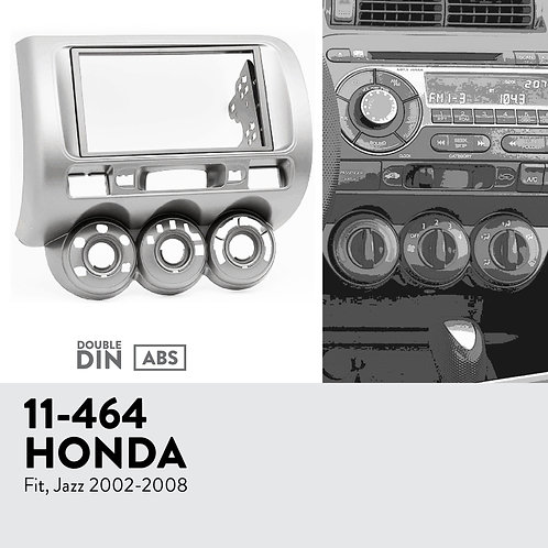 11-464 Compatible with HONDA Fit, Jazz 2002-2008