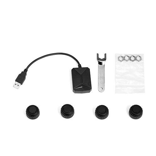 Tire Pressure Monitoring System - DIY Version