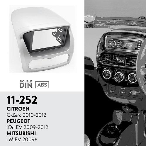 11-252 Compatible with CITROEN C-Zero 2010-2012 / PEUGEOT iOn EV 2009-20