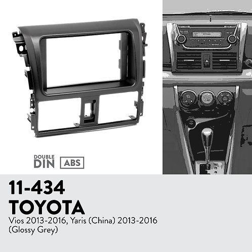 11-434 for TOYOTA Vios 2013-2016, Yaris (China) 2013-2016