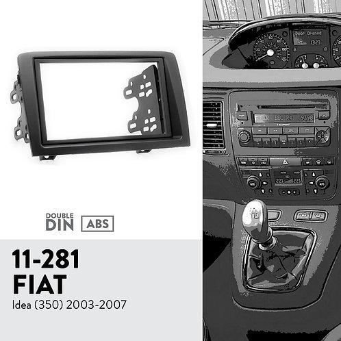 11-281 for FIAT Idea (350) 2003-2007