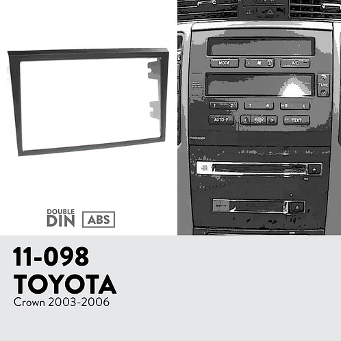 11-098 Compatible with TOYOTA Crown 2003-2006