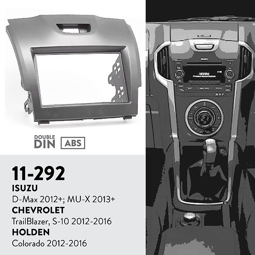 11-292 Compatible with ISUZU D-Max 2012+; MU-X 2013+ / CHEVROLET TrailBlazer, S-