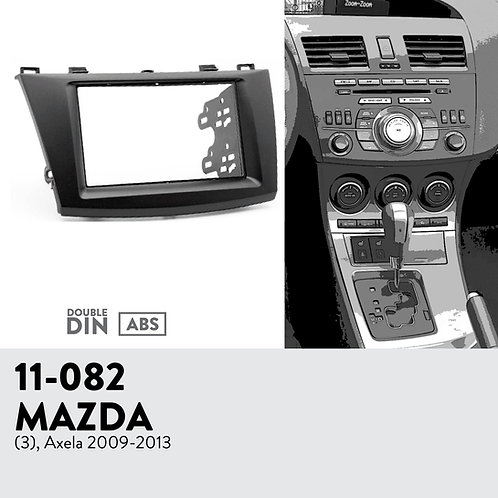 11-082 for MAZDA (3), Axela 2009-2013 / 178 x 102 mm