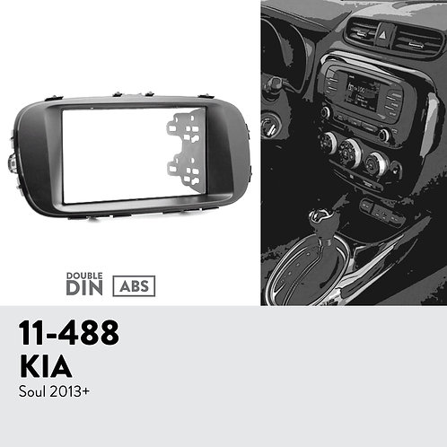 11-488 Compatible with KIA Soul 2013+