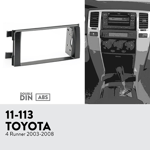 11-113 Compatible with TOYOTA 4 Runner 2003-2008
