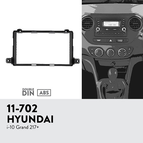 11-702 Compatible with HYUNDAI i-10 Grand 217+