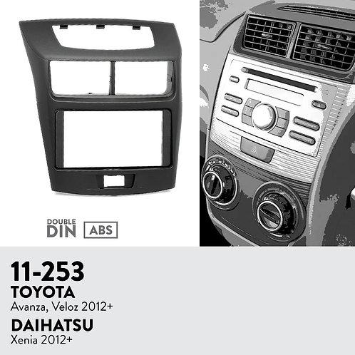 11-253 Compatible with TOYOTA Avanza, Veloz 2012+ / DAIHATSU Xenia 2012+