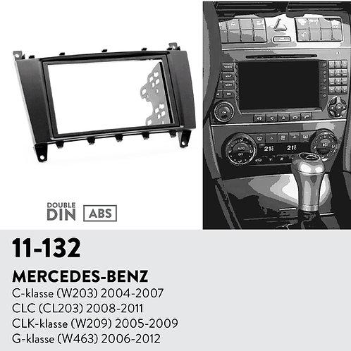 11-132 for MERCEDES-BENZ C-klasse (W203) 2004-2007; CLC (CL2
