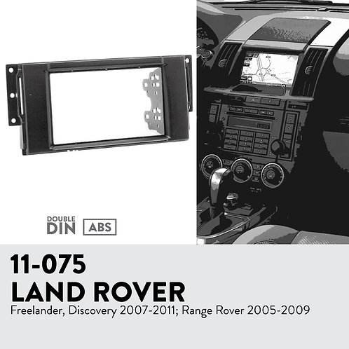 11-075 Compatible with LAND ROVER Freelander, Discovery 2007-2011; Range