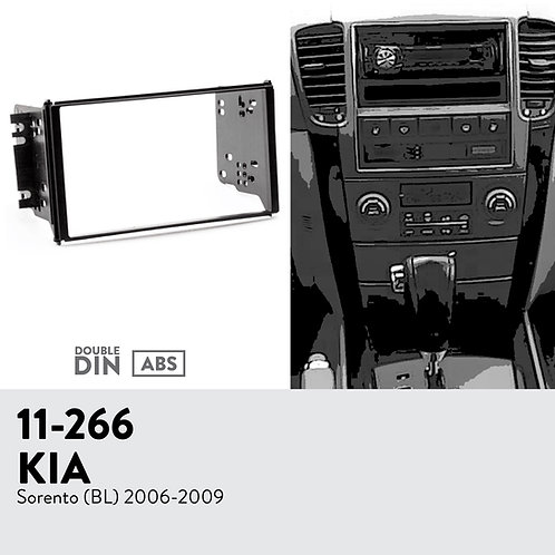 11-266 Compatible with KIA Sorento (BL) 2006-2009