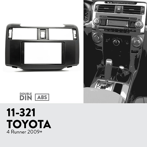 11-321 Compatible with TOYOTA 4 Runner 2009+