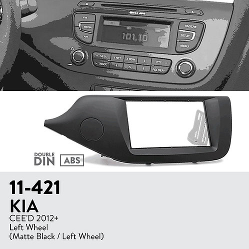 11-421 Compatible with KIA CEE'D 2012+