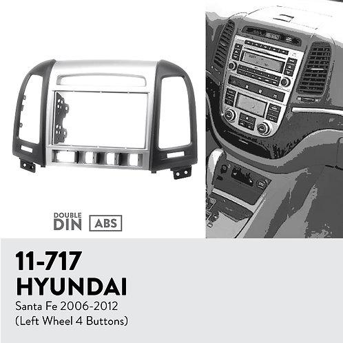 11-717 Compatible with HYUNDAI Santa Fe 2006-2012