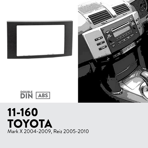 11-160 Compatible with TOYOTA Mark X 2004-2009, Reiz 2005-2010