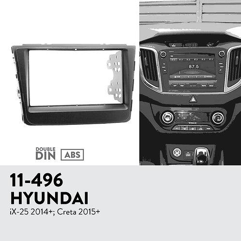 11-496 HYUNDAI iX-25 2014+; Creta 2015+