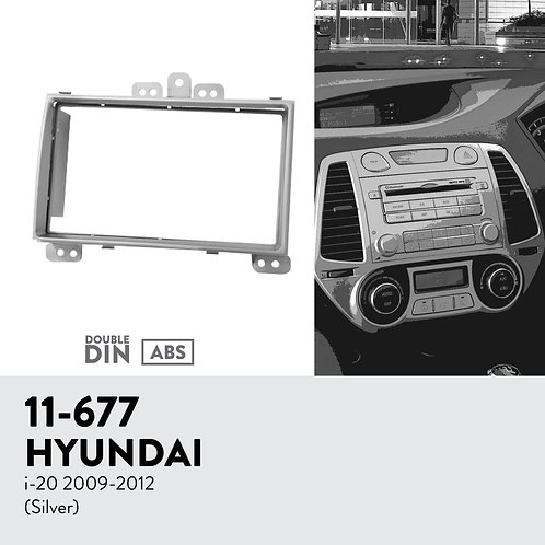 11-677 Compatible with HYUNDAI i-20 2009-2012