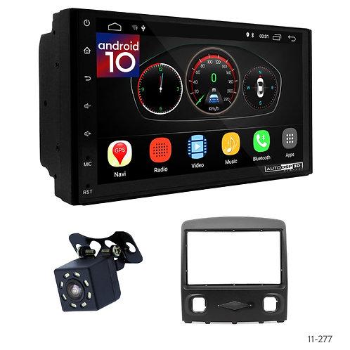 """7"""" DSP Car Radio+Fascia Kit Compatible with Mazda Tribute 06-08 / Ford Escape (Z"""