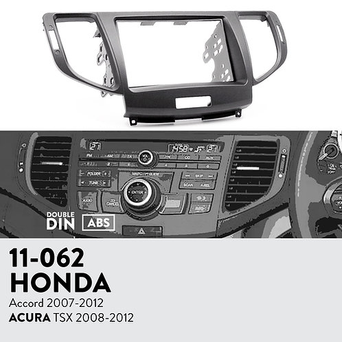 11-062 Compatible with HONDA Accord 2007-2012 / ACURA TSX 2008-2012