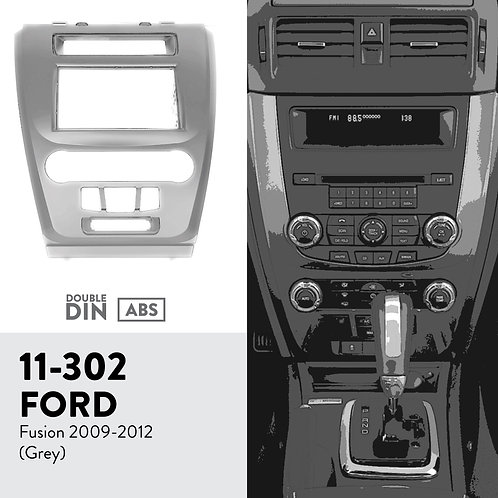 11-302 Compatible with Ford Fusion 2009-2012