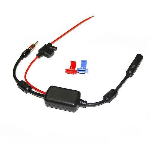 UGAR Car Radio Signal Amplifier FM Aerial Antenna Booster