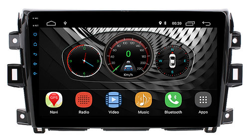 UGAR Android 9.0 2GB 16GB Compatible with Nissan Navara NP300 2015 to 2018
