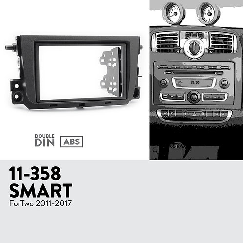 11-358 Compatible with SMART Compatible withTwo 2011-2017