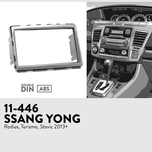 11-446 Compatible with SSANG YONG Rodius, Turismo, Stavic 2013+