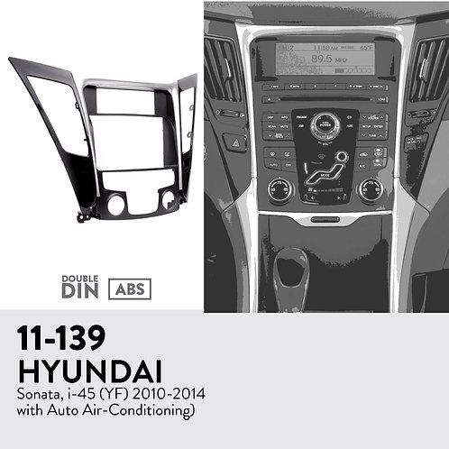 11-139 for HYUNDAI Sonata, i-45 (YF) 2010-2014