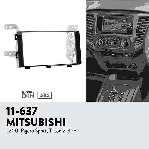 11-637 Compatible with MITSUBISHI L200, Pajero Sport, Triton 2015+
