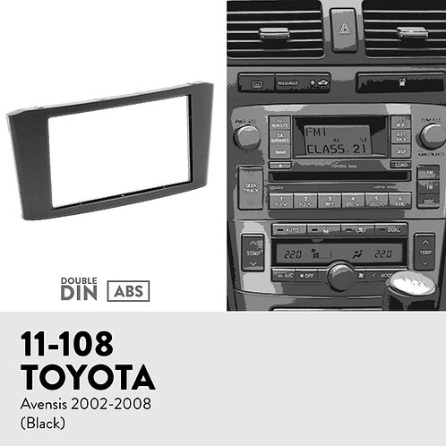 11-108 Compatible with TOYOTA Avensis 2002-2008