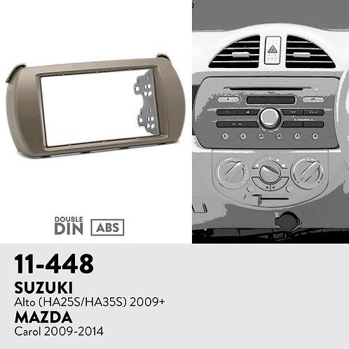 11-448 Compatible with SUZUKI Alto (HA25S/HA35S) 2009+ / MAZDA Carol 200