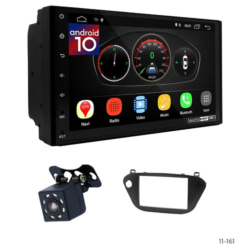 "7"" DSP Car Radio+Fascia Kit Compatible with Toyota Vista (V50) 1998-2003"