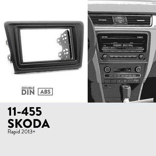 11-455 Compatible with SKODA Rapid 2013+