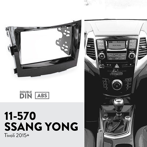 11-570 Compatible with SSANG YONG Tivoli 2015+