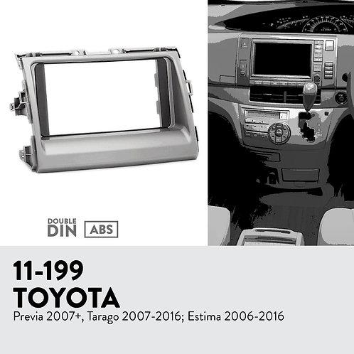 11-199 Compatible with TOYOTA Previa 2007+, Tarago 2007-2016; Estima 200
