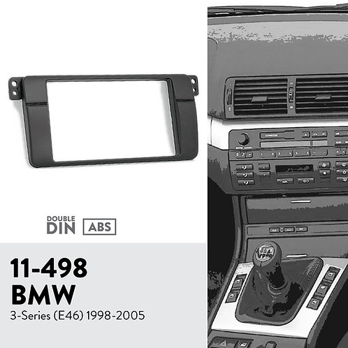 11-498 Compatible with BMW 3-Series (E46) 1998-2005
