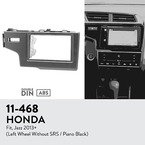 11-468 Compatible with HONDA Fit, Jazz 2013+